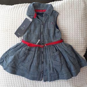 NWT 3-6M TH baby dress